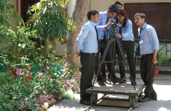 Film and TV Production Course in Lucknow